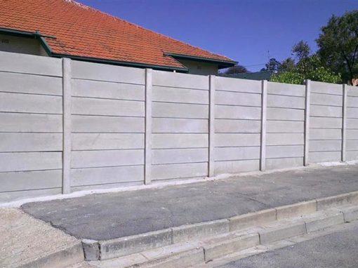 Pre-Cast Walls