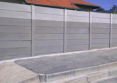 Pre-cast Wall Extensions